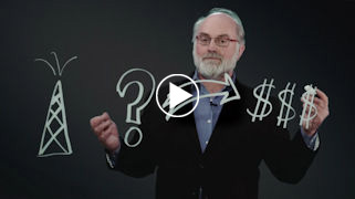 Futurist Speaker Thomas Frey video: Witch future industries will produce the first trillionairs.