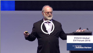 Thomas Frey Futurist Video - Future of Steel Industry