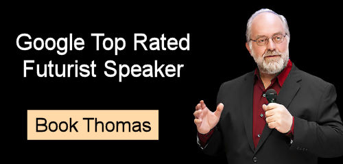 Book Futurist Speaker Thomas Frey